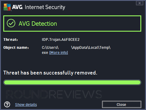 AVG Threat Removal