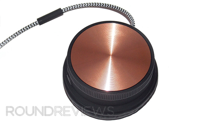Monocle Copper Back