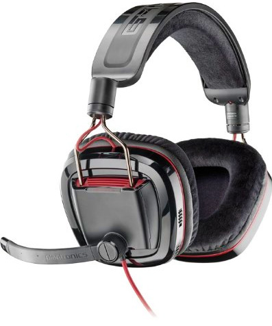 Plantronics Gamecom 780 headset 2