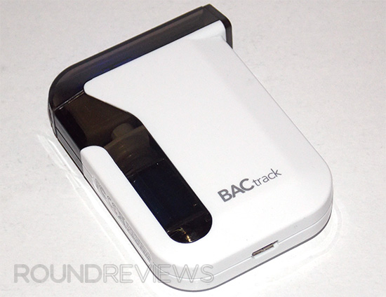 Bactrack Mobile Device