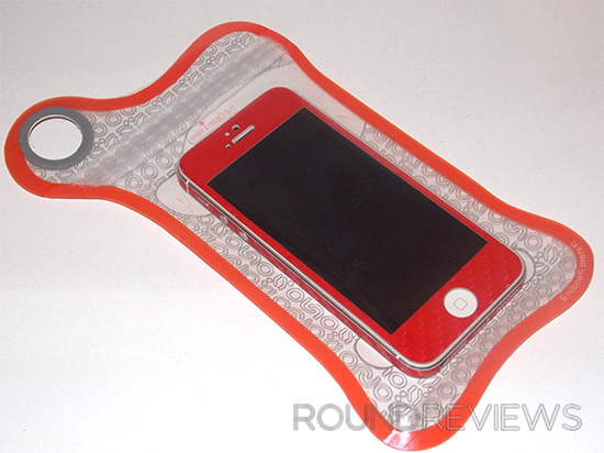 Bubble Shield iPhone Front