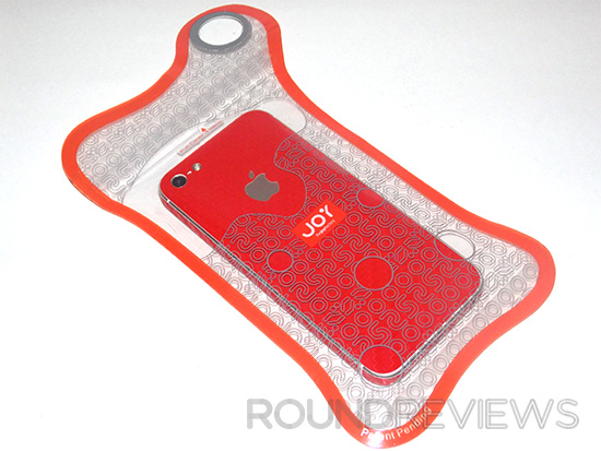 Bubble Shield iPhone Back