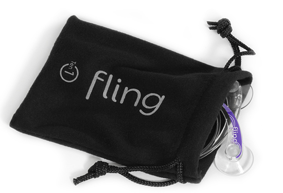 Fling In Carry Pouch
