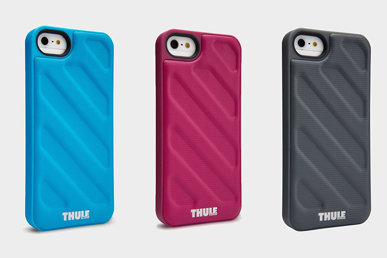 Case Design mobile phone covers and cases : Thule Gauntlet iPhone 5/5s Case Review : RoundReviews