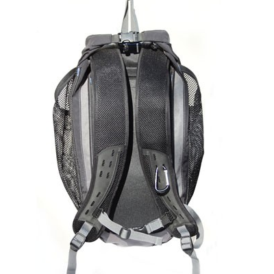 Rear of Aquapac Wet & Dry Backpack