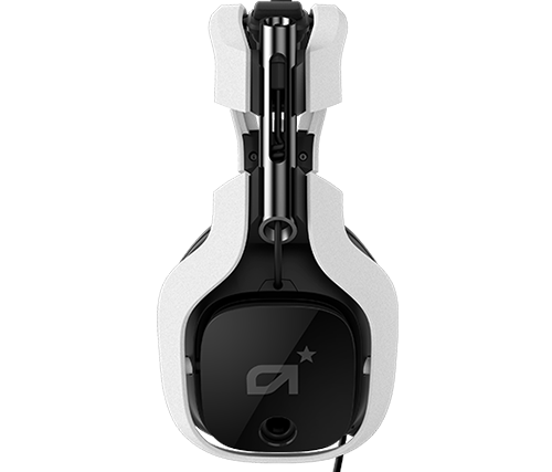 Side View of Astro A40