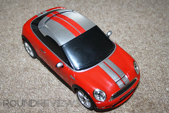 BeeWi Mini Cooper Front View