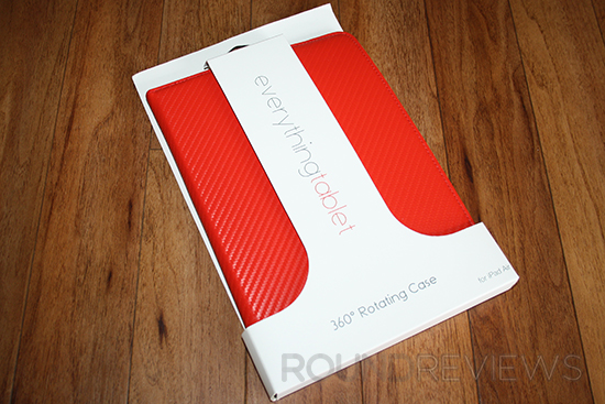 Everything Tablet Folio in packaging