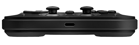 Stratus Controller Side View
