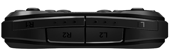 Stratus Controller Back View