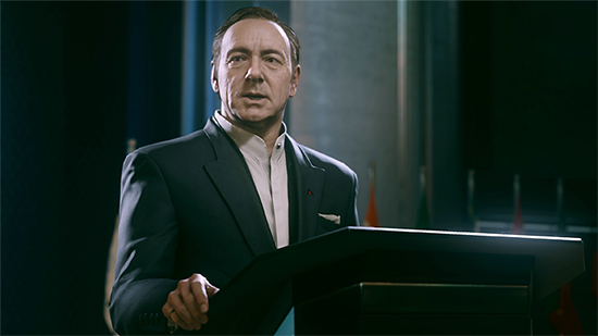 Kevin Spacey Character Screenshot