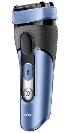 Braun Shaver Front/Side