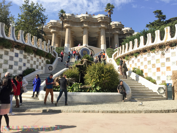 MWC Park Guell