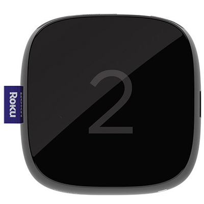 Roku 2 Top Face